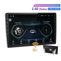 Head Unit Car Multimedia Player 10 Android 8.1 Oreo Wifi GPS BT. 4.2