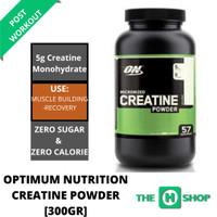Optimum Nutrition Micronized Creatine Powder [300gr]- 100% Original