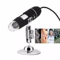 Digital microscope skin analyzer face & hair komputer and biological