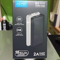 Power Bank ACMIC 5000 mah Fast Charge