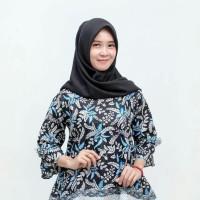 Promo Atasan Batik Murah Blouse Batik Wanita