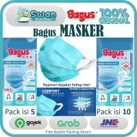 Bagus Masker Sehari-hari / Masker Surgical / Mask
