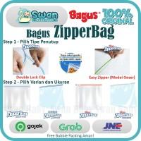 Bagus Zipper Bag / Zipperbag / Plastik Makanan / Plastik Higienis