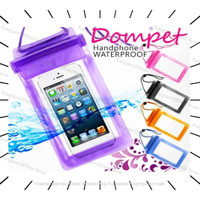 Waterproof Case XL - Dompet Handphone Anti Air - Tali Dompet Gantungan