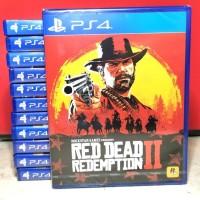 Red Dead Redemption 2 RDR 2 Game PS4 Reg 3 Asia NEW SEGEL