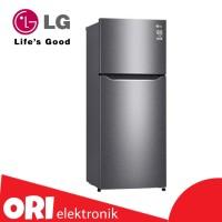 LG Kulkas 2 Pintu GN-B215SQMT -SMART INVERTER(SURABAYA-SIDOARJO ONLY)