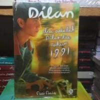 NOVEL Dilan 2 (dia adalah Dilanku tahun 1991) BY Pidi BAIQ