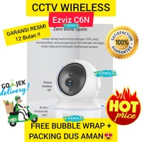 EZVIZ C6N 1080P CCTV WIFI CCTV WIRELESS Babycam Smart IP CCTV IP 360 - Kamera Saja