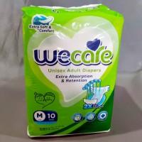WeCare / We Care Popok Dewasa M10