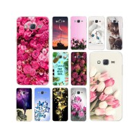 Soft Case Samsung Galaxy J7 Core J7 Neo Duos Printing Silicone Case Sa