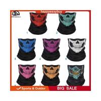 Masker Half Face Hangat Anti Angin untuk Sepeda Outdoor