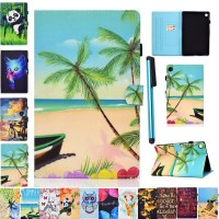 For Huawei MatePad T8 8 inch 2020 Magnetic Leather Folio Case Smart S