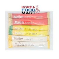 BUNDLING ALL VARIAN MAXIM COFFEE MIX 6 SACHET / KOPI KOREA INSTAN