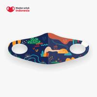 Maison Elmesa x Masker untuk Indonesia