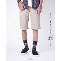 Celana Indie Bandung - Short Chino D'erry Mocca