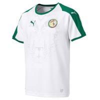 Jersey Bola PUMA Senegal Home Shirt SS Replica