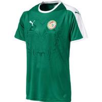 Jersey Bola PUMA Senegal Away Shirt SS Replica