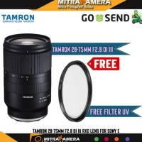 Tamron 28-75mm F2.8 Di III RXD Lens for Sony E resmi