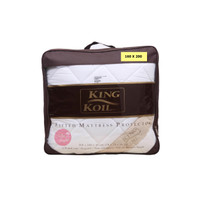 King Koil Fitted Mattress Protector Dacron Kingkoil - 160