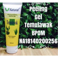 Whitening Exfoliating Serum Gel V Natural