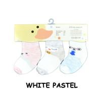 Kaos Kaki Bayi / Baby Perempuan / Girl Newborn Lucu 3in1