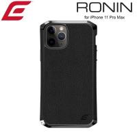 Case iPhone 11 Pro Max Element Case RONIN - Black Walnut