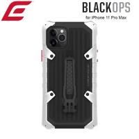 Case iPhone 11 Pro Max Element Case BLACK OPS ELITE - Silver