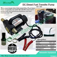 Mesin Pompa Minyak Diesel DC 12v/24v