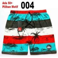 GROSIR Celana Boxer Pria- Pendek-Santai-Pantai Celana Kolor Lembut 004