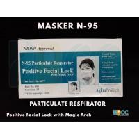 MASKER N-95 NIOSH APPROVED ALPHAPROTECH
