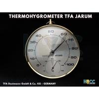 THERMOHYGROMETER TFA MANUAL GERMANY