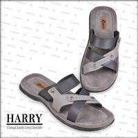 Sandal Camou Pria - Man - Laki Harry Smoky