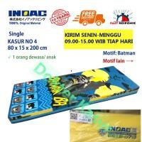 Kasur Busa Super Inoac Original anti kempes 80 x 15 x 200 cm - Spiderman