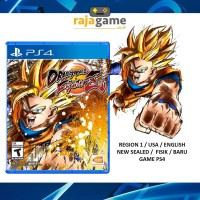 Dragon Ball Fighter Z Game PS4 (R1)