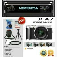 Fujifilm XA7 kit XC 15-45MM Free 64GB ACc-Kamera ORIGINAL XA7