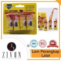 Lem Stik Lalat Jebakan Perangkap Laler Fly Catcher FE4