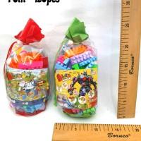 mainan edukasi lego balok block kantong 114 psc