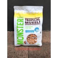 Monster Tropical Muesli - Monster Muesli - Healthy Food