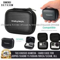 Action Cam Small Bag WallyTech For Gopro Xiaomi Yi Kogan Brica Bpro