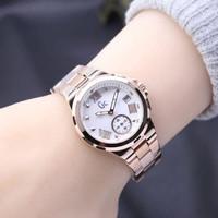 jam tangan WANITA, GC GUESS COLLECTION ,SECOND DIAL RANTAI
