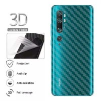 Redmi Note 8 Pro skin carbon grid garskin sticker stiker hp lapisan