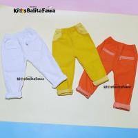 JEANS Legging KANTONG uk Bayi 6-18 Bulan / Leging Bayi Polos Murah