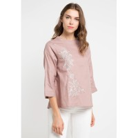 FAME Fashion Blouse 9211527 Khaki tua