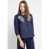 FAME Fashion Blouse 9211531 Navy