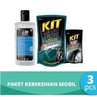 Paket Kebersihan Mobil