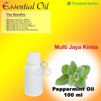 Peppermint Essential Oil / Minyak Peppermint PURE 100ml
