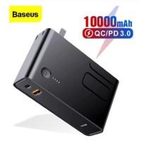 BASEUS POWER BANK 10000mAh USB CHARGER USB C PD 3.0 QC 3.0 FAST CHARGE
