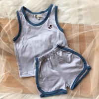 MERE ET MOI CLOTHING SUMMER SET CODE GREY