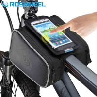 Tas Sepeda Waterproof dengan Case Smartphone