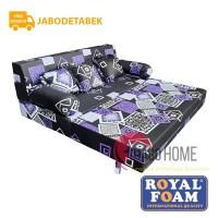 Sofa Bed Busa Royal Foam 180x200x20 Garansi 20th ORIGINAL Anti Bakteri